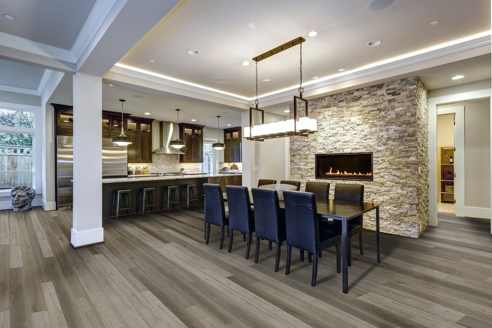 How Technology Improved Laminate and Vinyl Floor Design Trends